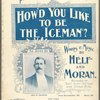 How'd you like to be the Iceman