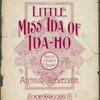 Little Miss Ida of Idaho