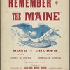 "Remember the ""Maine"""
