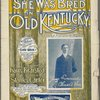 She was bred in old Kentucky