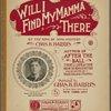 Will I find my mamma there