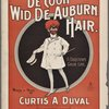 De coon wid de Auburn hair