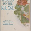 Here's to the rose