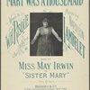 Mary was a housemaid