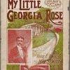 My little Georgia rose