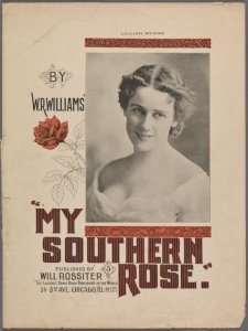 My Southern rose / words and music by W.R. Williams.