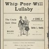 Whip-poor-will lullaby