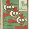 Coon, coon, coon