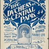 The Duchess of Central Park