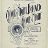 Good-night, beloved, good-night