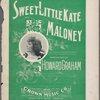 Sweet little Kate Maloney