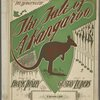 The tale of the kangaroo