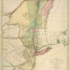 A map of the provinces of New-York and New Jersey: with a part of Pennsylvania and the Province of Quebec