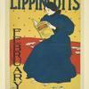 Lippincott's February.