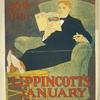 30th year, Lippincott's January.