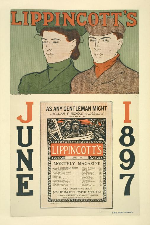 Lippincott's June 1897.
