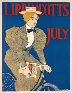 Lippincott's July.