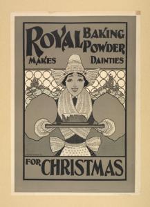 Royal Baking Powder Digital ID: 1259260. New York Public Library