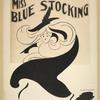 Miss Blue Stocking