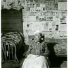Mulatto ex-slave in her house near Greensboro, Alabama, May 1941.
