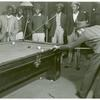 Shooting pool on Saturday afternoon, Clarksdale, Mississippi Delta  November 1939.