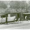 Shacks inhabited by Negroes along highway between Charleston and Gauley Bridge, W. Va., Sept. 1938.