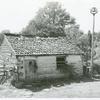 Former slave quarters now used as milk house on farm near Bardstown, Kentucky, August 1940.