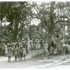 Fourth of July celebration, St. Helena Island, South Carolina.