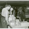 Southeast Missouri Farms--making a purchase at cooperative store, La Forge, Missouri, May 1938.