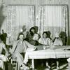 Meeting to discuss farm problems. Southeast Missouri Project. May 1940.