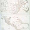 Amérique Septentrionale publiée sous les auspices de Monseigneur le Duc d'Orleans prémier prince du sang