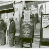 Memphis, Tennessee, Beale Street, October 1939.