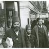 Members of the Moors, a Negro religious group of Chicago, Illinois.