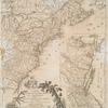 Carte du theatre de la guerre presente en Amerique