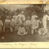 Congo Français: La St. Auguste à Loango.