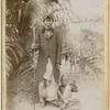 """Congo Français: """"Piller Praioc"""" vieux chef des environs de Loango."""