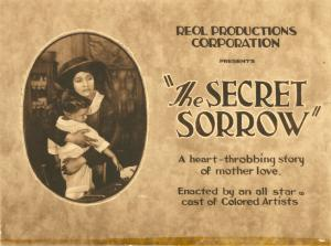 """The secret sorrow""."
