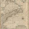 The English empire in America, Newfound-land, Canada, Hudsons Bay, &c. in plano