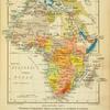 Political Africa - 1898