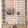 Initial 'G' with San Petronio, border