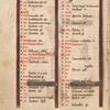 November/December Calendar page