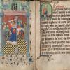 Christ before Herod; St. Arnoldus
