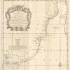 A chart of eastern coast of Africa, from the Cape of Good Hope, to Cape del Gada