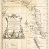 A chart of the Coast of Persia, Guzarat & Malabar