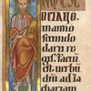 Zechariah, figure-initial