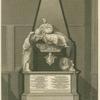 Monument of Dr. Hough, Bishop of Worcester.