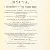 The North American sylva, Vol. III, [Title page]