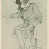 Henrik Johan Ibsen -- Caricatures
