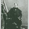 [Portrait de Ingres (1865). Phot. Disdére.]
