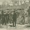 Interment of the remains of Lieutenant John Irving, R.N. in the Dean Cemetery, Edinburgh.
